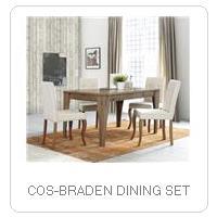 COS-BRADEN DINING SET